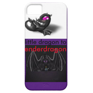 enderdragon iPhone 5 cases
