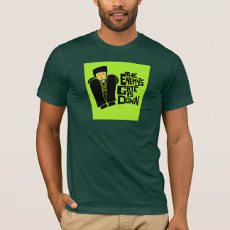 Ender's Game- The Enemy's Gate Is Down T-Shirt