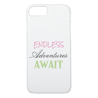 Endless Adventures iPhone7 Phone Case