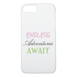 Endless Adventures iPhone7 Phone Case