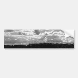 Endless Clouds Bumper Sticker