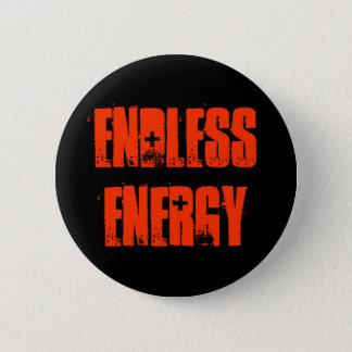 Endless Energy 6 Cm Round Badge