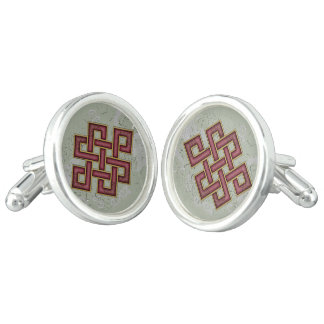 Endless Knot Cufflinks
