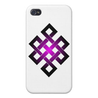 Endless knot iPhone 4/4S case