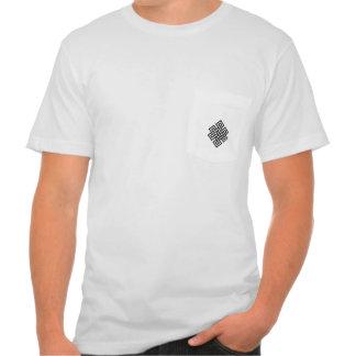 Endless Knot Pocket Shirt