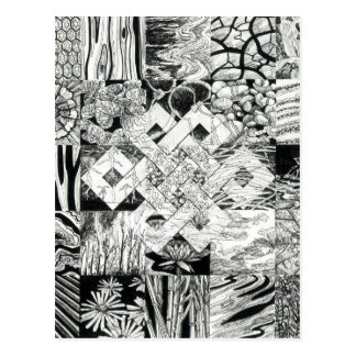 Endless Knot Post Card