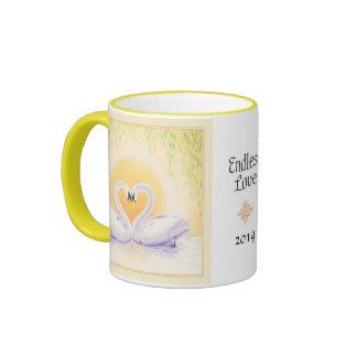 Endless Love © Endless Love Ringer Mug
