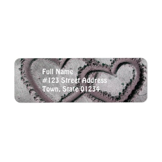 Endless Love Return Address Label