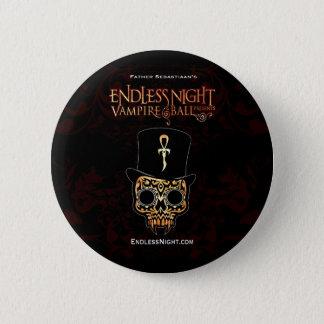 Endless Night Vampire Ball: Fred Samedi 6 Cm Round Badge