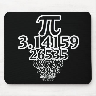 Endless Pi Day Fun to Infinity and Beyond! Mouse Pad