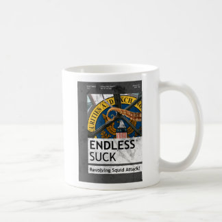 Endless Suck Coffee Mug