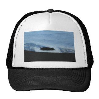 Endless waves trucker hat