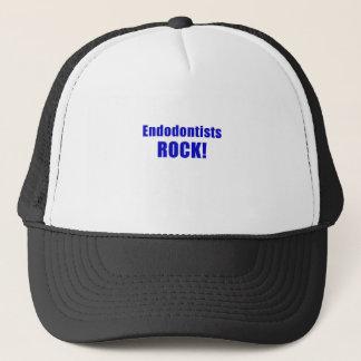 Endodontists Rock Trucker Hat