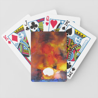 EndOfTNight$500.JPG Bicycle Playing Cards