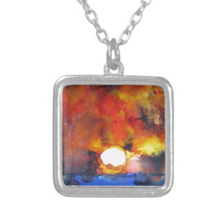 EndOfTNight$500.JPG Silver Plated Necklace