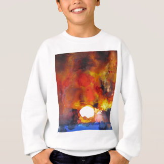 EndOfTNight$500.JPG Sweatshirt