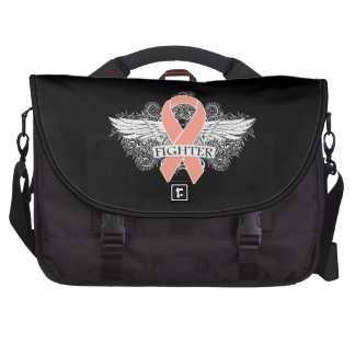 Endometrial Cancer Fighter Wings Bag For Laptop