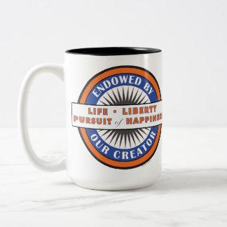 Endowed By Our Creator - Coffee Mug