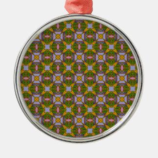 Endpaper Renaissance Metal Ornament