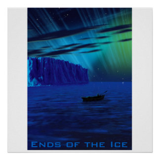 Ends of the Ice Poster