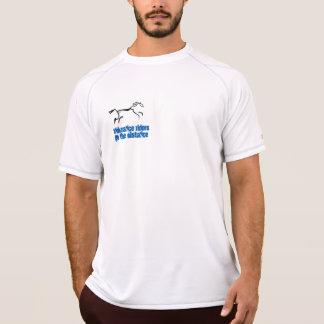Endurance = discipline Be proud U go the distance T-Shirt