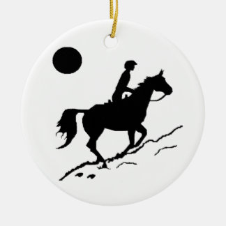 Endurance/ Distance Rider Ornament