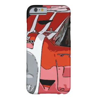 ENDURANCE RACER #23 BARELY THERE iPhone 6 CASE