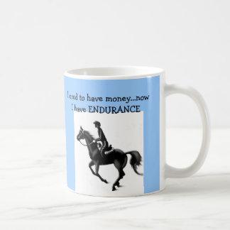 Endurance Rider's Mug