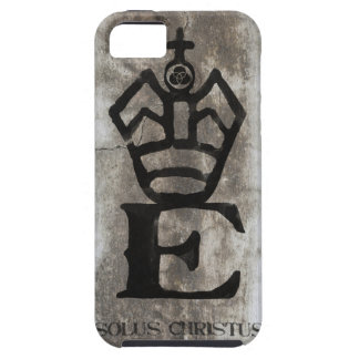 ENDURE SOLUS CHRISTUS iPhone 5 CASE