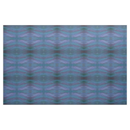 Energetic Craft | Dark Blue Purple Teal Ombre Fabric