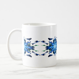Energetic Geometry- Water Element - abstract Mugs