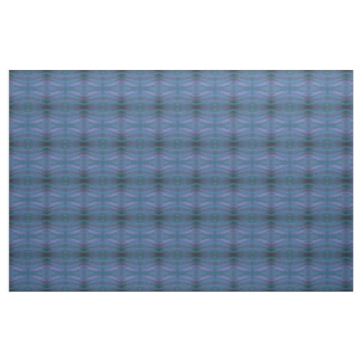 Energetic Jewel Blue Purple Teal Pastel Fabric