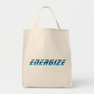 Energize Tote Bag