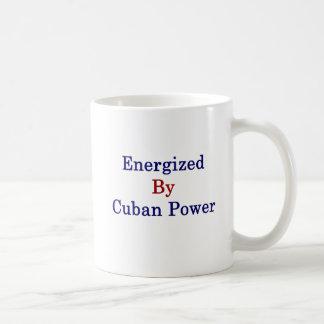 Energized By Cuban Power Coffee Mug