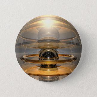 Energy Cell 6 Cm Round Badge