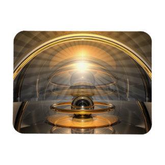 Energy Cell Rectangular Photo Magnet