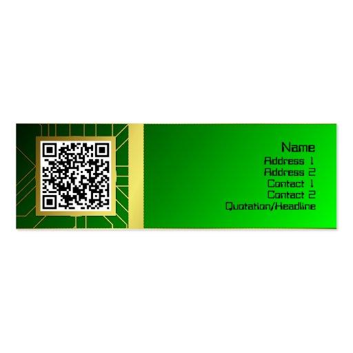Energy Core Heavy Duty Business Card Templates