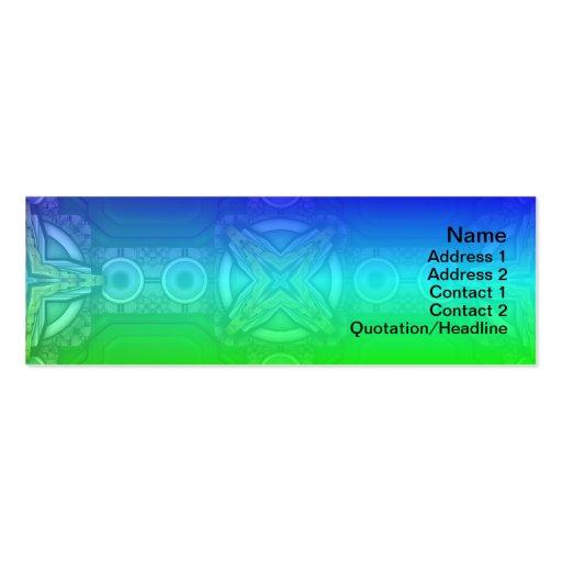 Energy Core Heavy Duty Business Card
