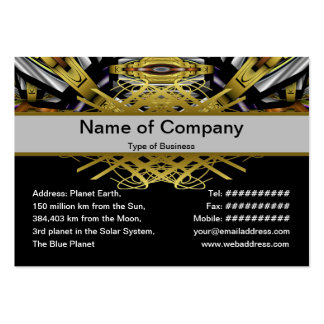 Energy Core Xtreme Business Cards