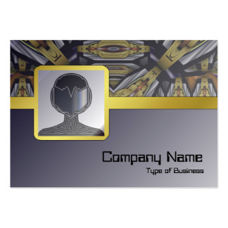 Energy Core Xtreme Business Card Template