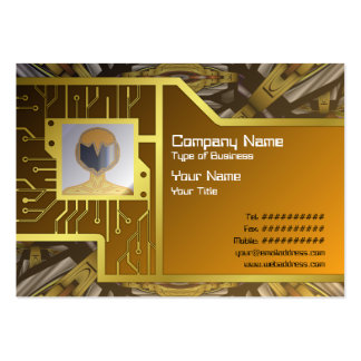 Energy Core Xtreme Business Card