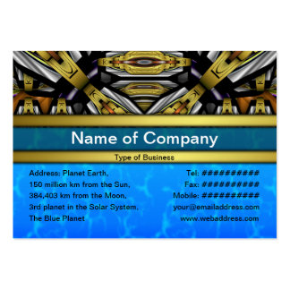 Energy Core Xtreme Pack Of Chubby Business Cards