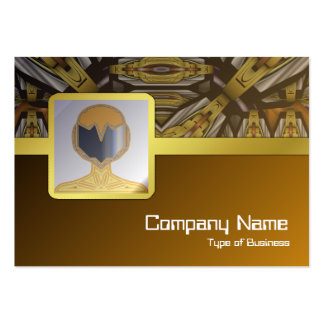 Energy Core Xtreme Business Card Templates