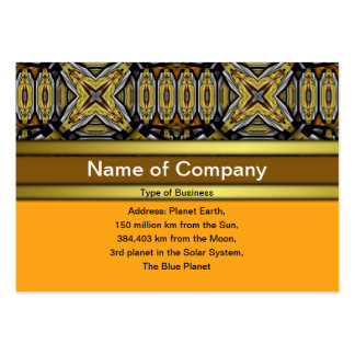 Energy Core Xtreme Small Business Card Template