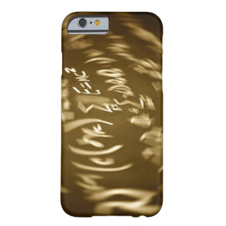 Energy equation on a chalkboard barely there iPhone 6 case