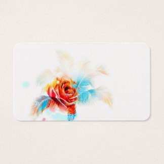 Energy Flower for your Business Business Card
