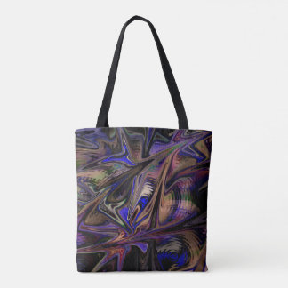 Energy Forms Tote Bag