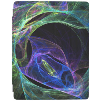 Energy Fractal iPad Cover