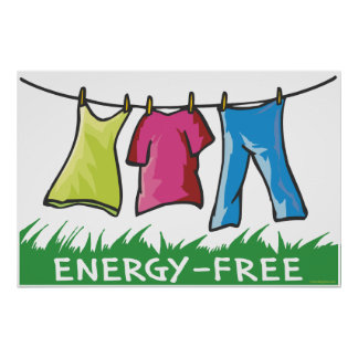 Energy Free Poster