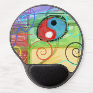 Energy Fusion Gel Mouse Pad